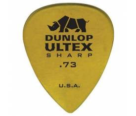 Jim Dunlop Ultex Sharp 6lı Pena Seti (0.73mm)