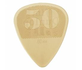 Jim Dunlop 50th Anniversary Nylon Gold Pena (0.60mm)
