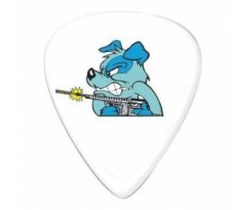 Jim Dunlop Frank Kozik Anger Management Pena (0.73mm)