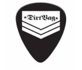 Jim Dunlop Dirt Bag Army Pena (0.73mm)