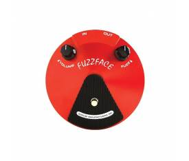 Jim Dunlop JDF2 Fuzz Face Distortion Pedalı