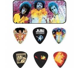 Jim Dunlop Jimi Hendrix Are You Experienced 12li Pena Seti (Medium)