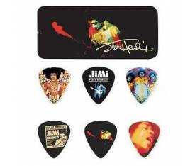 Jim Dunlop Jimi Hendrix Band Of Gypsys 12′li Pena Seti