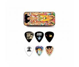 Jim Dunlop Jimi Hendrix Bold As Love 12li Pena Seti (Medium)