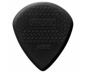 Jim Dunlop Max-Grip Jazz III Black Stiffo Pena