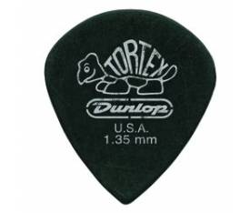 Jim Dunlop Tortex Pitch Black Pena (1.35mm)