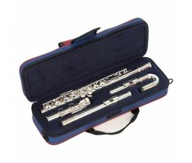 John Packer JP011CH Curved Silver Plated Yan Flüt