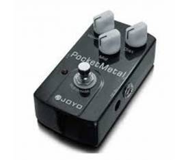 Joyo JF-35 Pocket Metal Distortion Pedalı