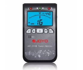 Joyo JMT-555B Backlight 3 In 1 Metronom ve Tuner (Siyah)
