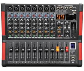 Kozmos MiniTrack-108P / 2 x 250W Power Mixer