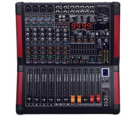 Kozmos PowerTrack-108P / 2 x 500W Power Mixer
