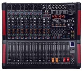 Kozmos PowerTrack-112P / 2 x 500W Power Mixer