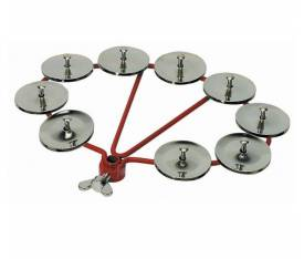 LATIN PERCUSSION LP191 Cyclops Jingle Ring
