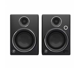 Mackie CR4 LTD 4 Inch Silver Trim Multimedia Monitörü (Çift)