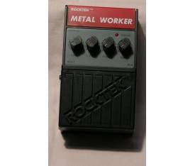 Maxtone MWR01 Metal Worker Distortion Pedalı