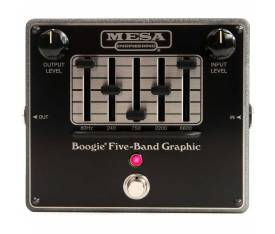 Mesa Boogie Five Band Graphic EQ Pedalı