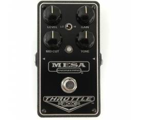 Mesa Boogie Throttle Box Distortion Pedalı