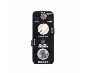 Mooer MDS1 Black Secret Distortion Pedalı