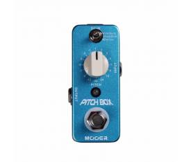 Mooer MPS1 Pitch Box Pitch Shift Pedalı