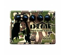 MXR DD11 Dime Distortion Pedalı