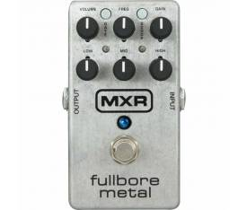 MXR M116 Fullbore Metal Distortion Pedalı