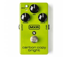MXR M269SE Carbon Copy Bright Delay Pedalı