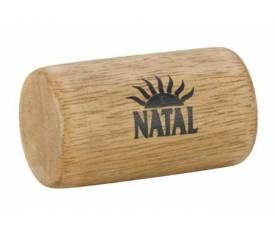 NATAL WTUSK-S  Wood Tube Small Shaker