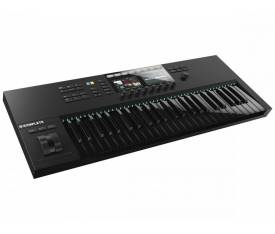 Native Instruments Komplete Kontrol S49 MK2 Black Edition