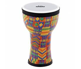 Nino Elements Mini 6 Inch Djembe (Kenyan Quilt)