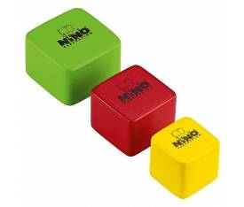 Nino NINO507-MC Wood Shaker (3\'lü Set)