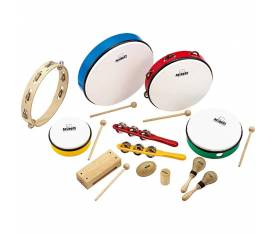 Nino NINOSET012 Percussion Set (12li Set)