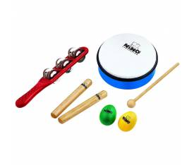 Nino NINOSET3 Kids Percussion (7li Set)