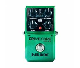 NUX Drive Core Deluxe Overdrive ve Distortion Pedalı