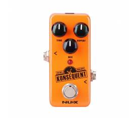 NUX Konsequent Mini Core Delay Pedalı