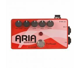 Pigtronix Aria Distortion Pedalı