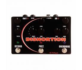 Pigtronix Disnortion Octave Fuzz Overdrive Pedalı