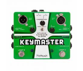 Pigtronix Keymaster Effects Mixer Pedalı