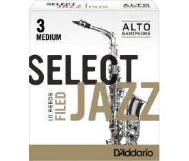 Rico Jazz Select RSF10ASX3M Alto Saksafon Kamışı No:3 Medium