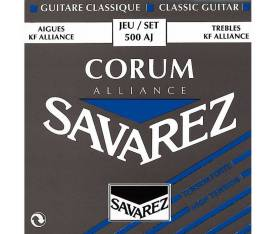 Savarez 500AJ Alliance Corum Blue Klasik Gitar Teli