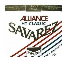 Savarez 540ARJ Rouge Blue Hard Tension Classic Klasik Gitar Teli