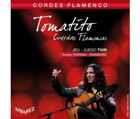 Savarez T50R Tomatito Normal Tension Flamenco Gitar Teli