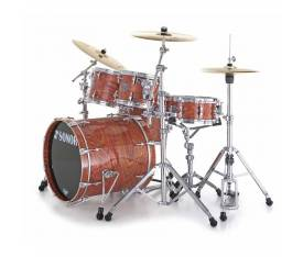 Sonor Ascent Jazz Set 13077 Naturel Akustik Davul