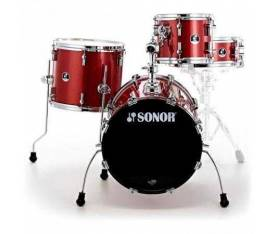 Sonor Bop SSE12 Special Edition Red Galaxy Sparkle Davul Seti