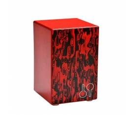Sonor CAJ BA RED Baterita Red Tribal Cajon