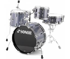 Sonor SSE 13 Players Covered Black Galaxy Sparkle (4 Parça) Akustik Davul Seti