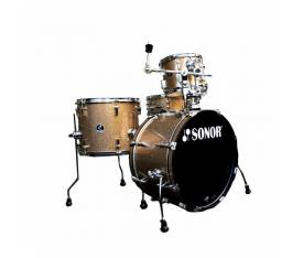 Sonor SSE 14 Players 4pc Gold Galaxy Sparkle Davul Seti