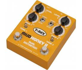 T-Rex Mudhoney II Double Distortion Pedalı