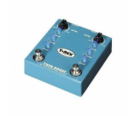 T-Rex Twin Boost Overdrive Pedalı