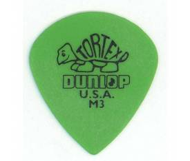 Jim Dunlop Tortex Jazz III Pena (0.88mm)
