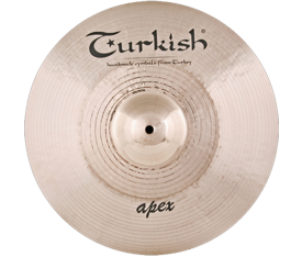 "Turkish Cymbals Apex 18"" Crash"